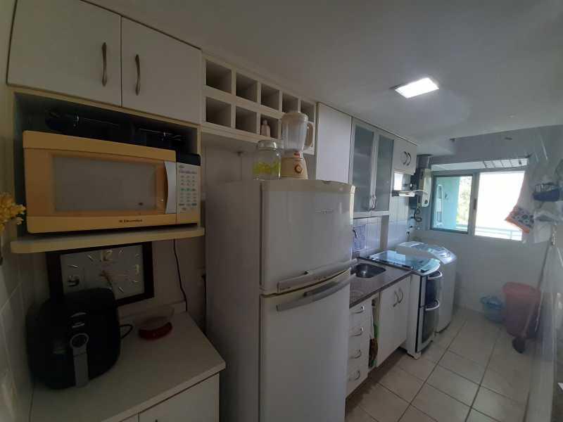 15 - Apartamento 2 quartos à venda Recreio dos Bandeirantes, Rio de Janeiro - R$ 420.000 - SVAP20418 - 16