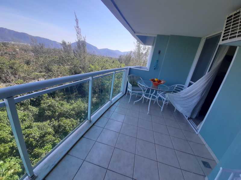 2 - Apartamento 2 quartos à venda Recreio dos Bandeirantes, Rio de Janeiro - R$ 420.000 - SVAP20418 - 3