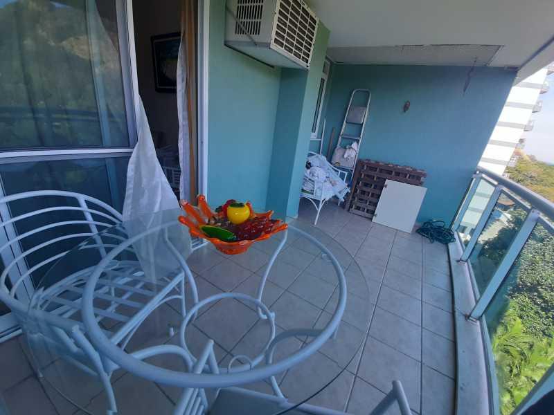 3 - Apartamento 2 quartos à venda Recreio dos Bandeirantes, Rio de Janeiro - R$ 420.000 - SVAP20418 - 4
