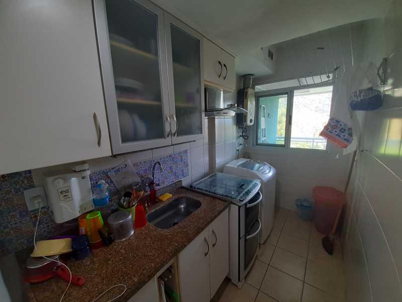 18 - Apartamento 2 quartos à venda Recreio dos Bandeirantes, Rio de Janeiro - R$ 420.000 - SVAP20418 - 19