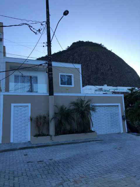 1 - Casa em Condomínio 4 quartos à venda Vargem Pequena, Rio de Janeiro - R$ 589.000 - SVCN40076 - 3