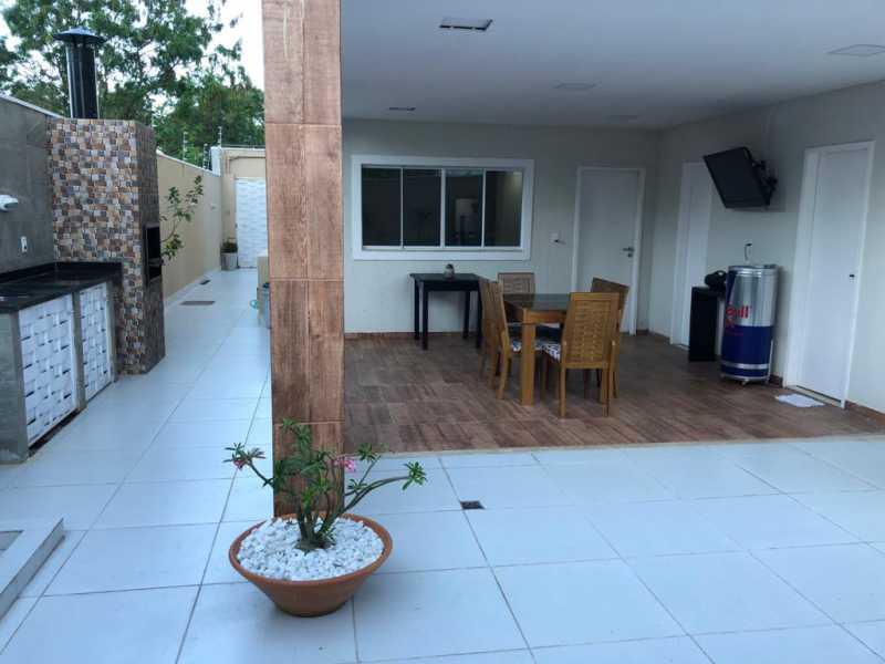 6 - Casa em Condomínio 4 quartos à venda Vargem Pequena, Rio de Janeiro - R$ 589.000 - SVCN40076 - 9
