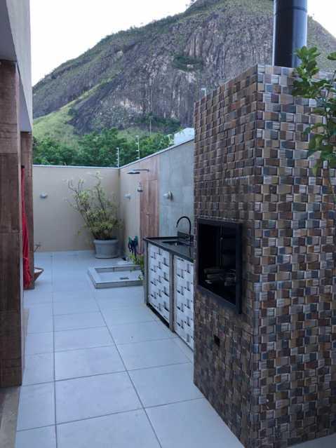 9 - Casa em Condomínio 4 quartos à venda Vargem Pequena, Rio de Janeiro - R$ 589.000 - SVCN40076 - 12