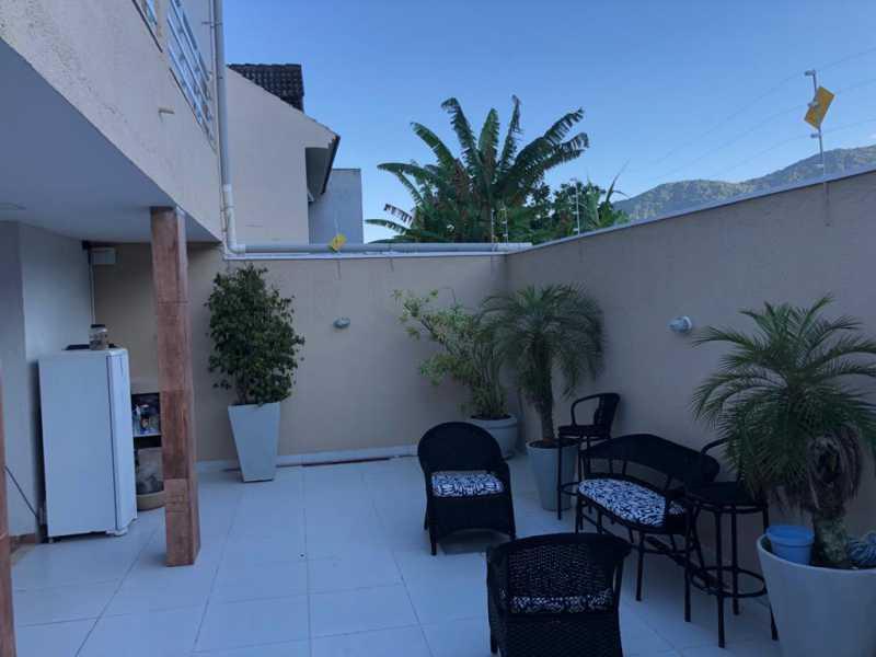 10 - Casa em Condomínio 4 quartos à venda Vargem Pequena, Rio de Janeiro - R$ 589.000 - SVCN40076 - 13