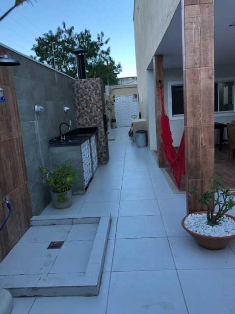 14 - Casa em Condomínio 4 quartos à venda Vargem Pequena, Rio de Janeiro - R$ 589.000 - SVCN40076 - 17