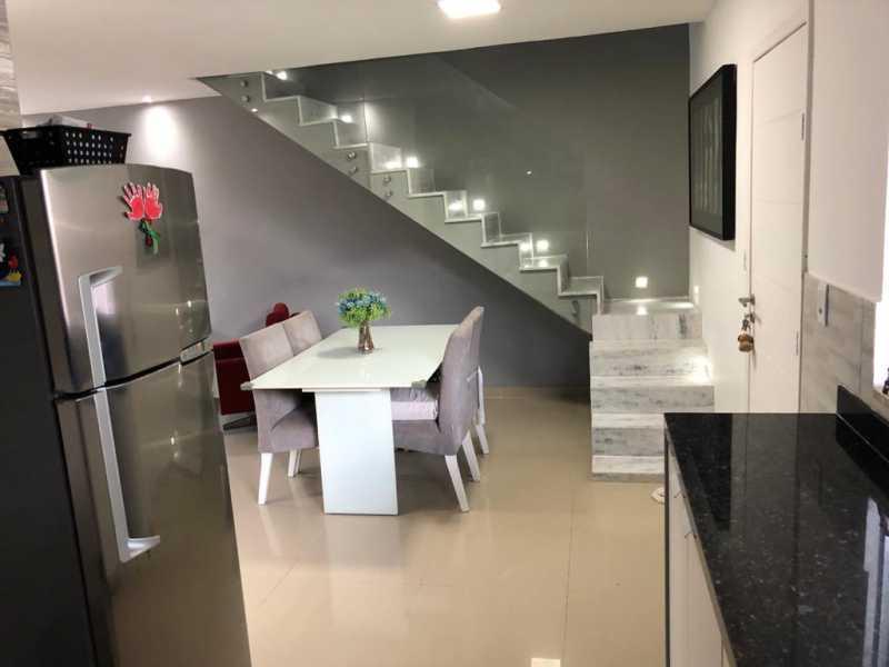 18 - Casa em Condomínio 4 quartos à venda Vargem Pequena, Rio de Janeiro - R$ 589.000 - SVCN40076 - 19