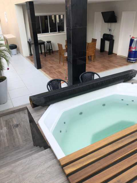 s - Casa em Condomínio 4 quartos à venda Vargem Pequena, Rio de Janeiro - R$ 589.000 - SVCN40076 - 1