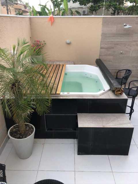 w - Casa em Condomínio 4 quartos à venda Vargem Pequena, Rio de Janeiro - R$ 589.000 - SVCN40076 - 31