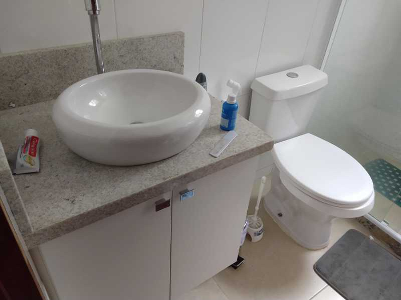 5 - Casa em Condomínio 3 quartos à venda Pechincha, Rio de Janeiro - R$ 449.900 - SVCN30122 - 6