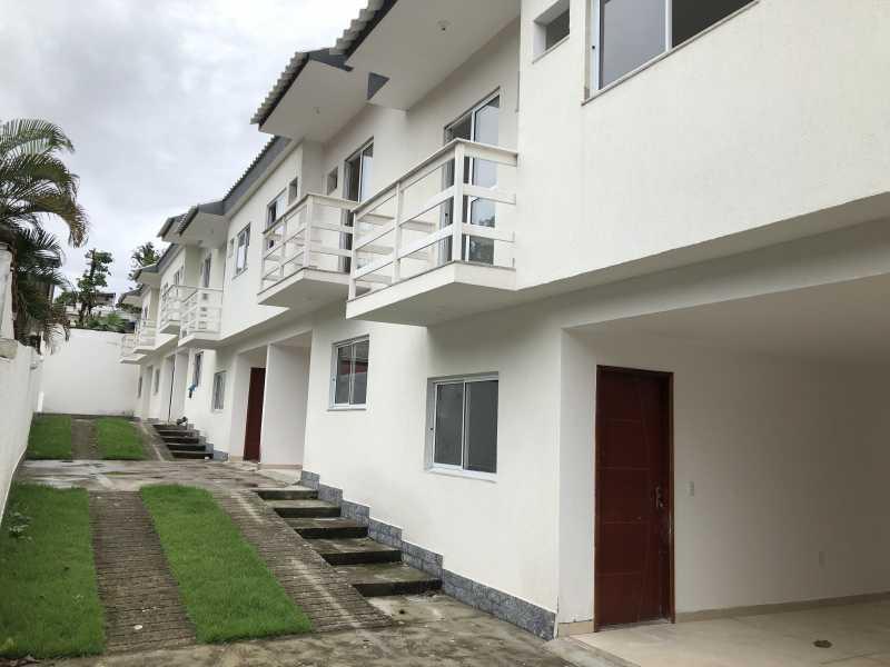 1 - Casa em Condomínio 3 quartos à venda Pechincha, Rio de Janeiro - R$ 449.900 - SVCN30122 - 1