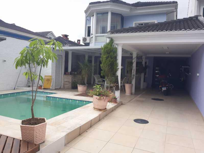 2 - Casa em Condomínio 4 quartos à venda Vargem Pequena, Rio de Janeiro - R$ 750.000 - SVCN40077 - 3