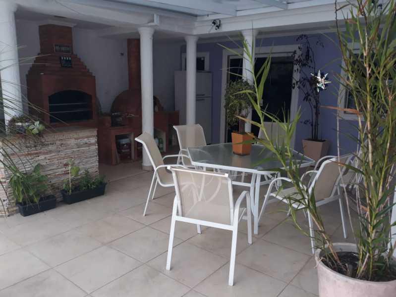 16 - Casa em Condomínio 4 quartos à venda Vargem Pequena, Rio de Janeiro - R$ 750.000 - SVCN40077 - 17