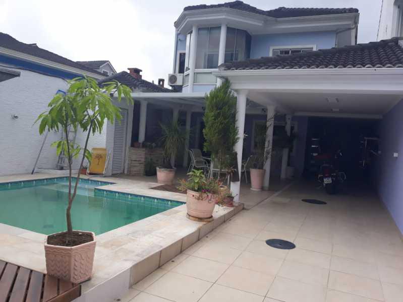 19 - Casa em Condomínio 4 quartos à venda Vargem Pequena, Rio de Janeiro - R$ 750.000 - SVCN40077 - 20