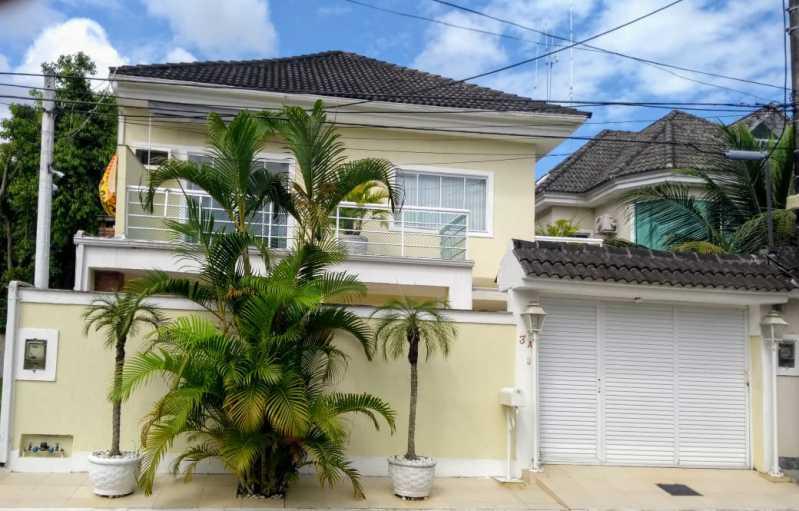 1 - Casa em Condomínio 4 quartos à venda Vargem Pequena, Rio de Janeiro - R$ 980.000 - SVCN40078 - 1