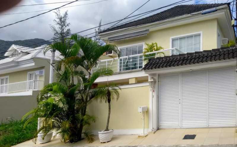 2 - Casa em Condomínio 4 quartos à venda Vargem Pequena, Rio de Janeiro - R$ 980.000 - SVCN40078 - 4