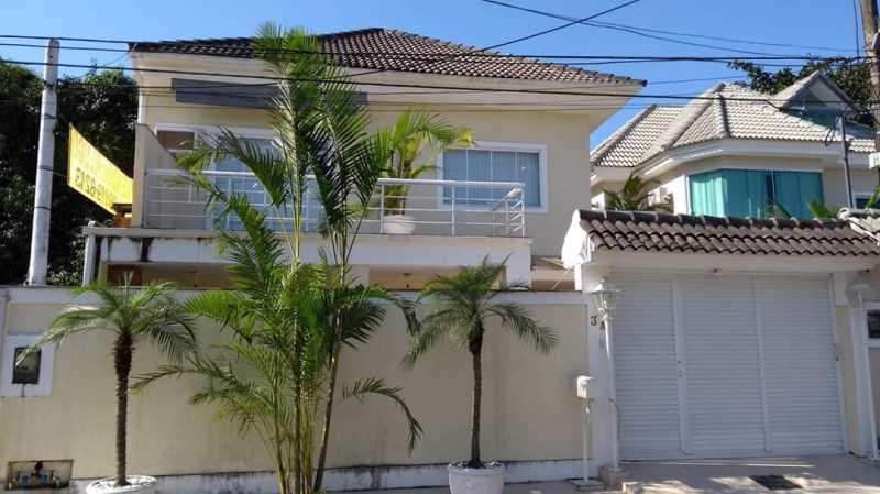 3 - Casa em Condomínio 4 quartos à venda Vargem Pequena, Rio de Janeiro - R$ 980.000 - SVCN40078 - 3