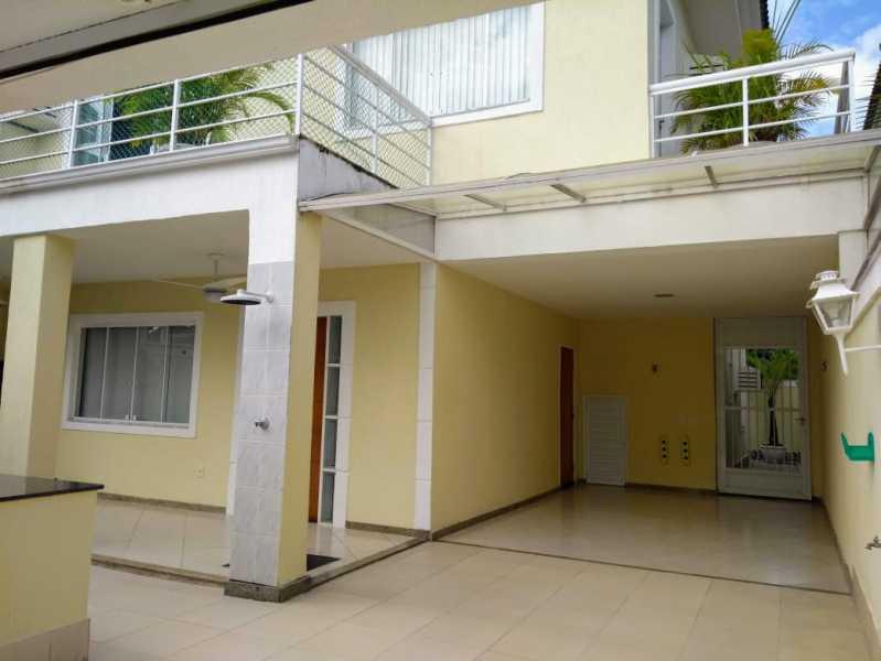4 - Casa em Condomínio 4 quartos à venda Vargem Pequena, Rio de Janeiro - R$ 980.000 - SVCN40078 - 7
