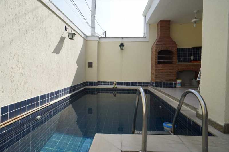 5 - Casa em Condomínio 4 quartos à venda Vargem Pequena, Rio de Janeiro - R$ 980.000 - SVCN40078 - 8