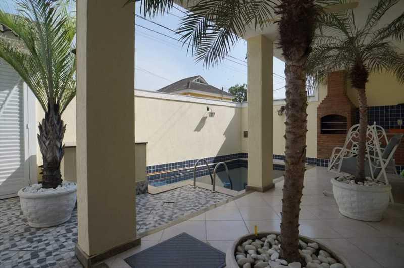 6 - Casa em Condomínio 4 quartos à venda Vargem Pequena, Rio de Janeiro - R$ 980.000 - SVCN40078 - 9