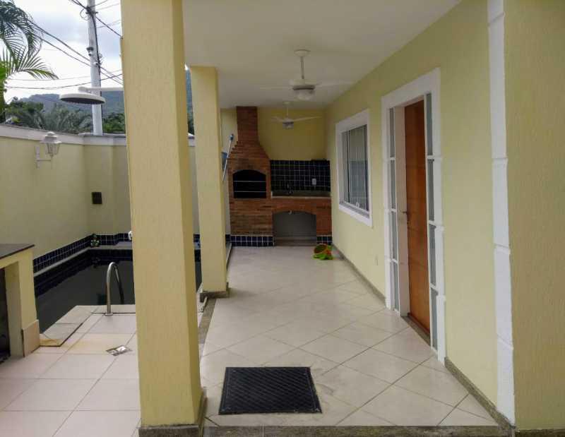 7 - Casa em Condomínio 4 quartos à venda Vargem Pequena, Rio de Janeiro - R$ 980.000 - SVCN40078 - 10