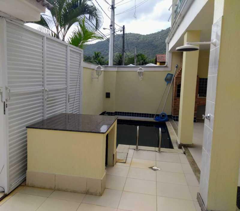 8 - Casa em Condomínio 4 quartos à venda Vargem Pequena, Rio de Janeiro - R$ 980.000 - SVCN40078 - 11