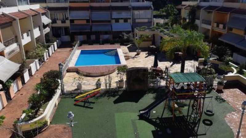 1 - Casa em Condomínio 4 quartos à venda Recreio dos Bandeirantes, Rio de Janeiro - R$ 640.000 - SVCN40079 - 5
