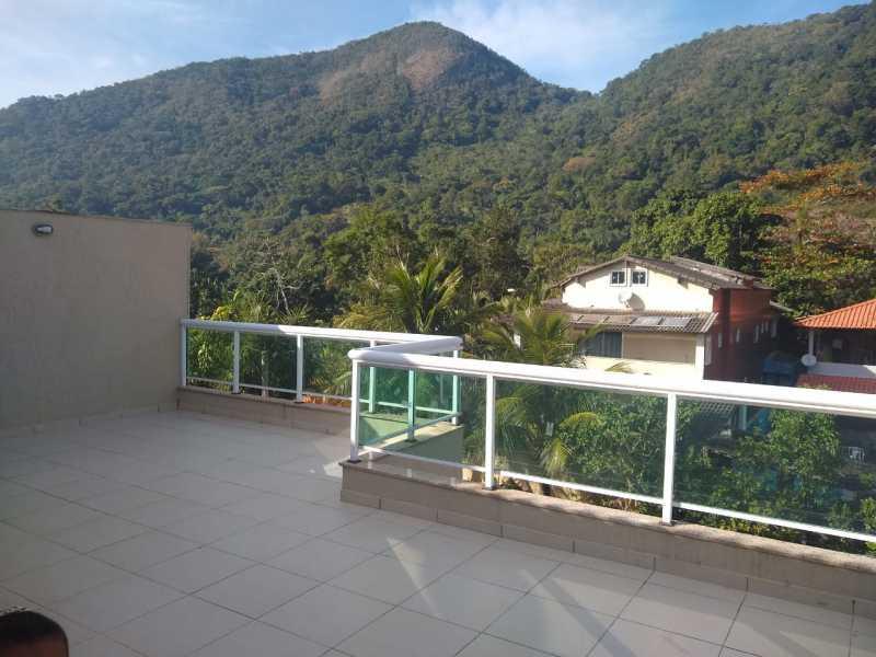 1 - Casa em Condomínio 3 quartos à venda Recreio dos Bandeirantes, Rio de Janeiro - R$ 560.000 - SVCN30123 - 3