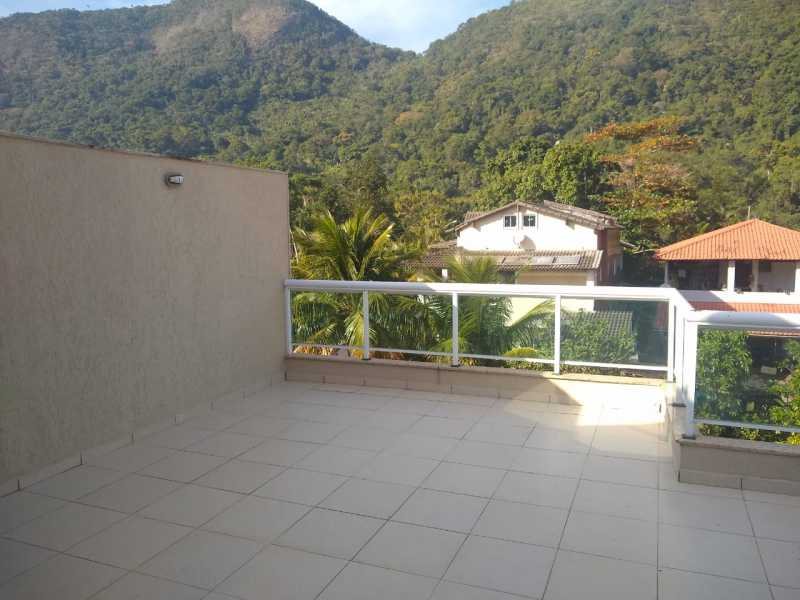 2 - Casa em Condomínio 3 quartos à venda Recreio dos Bandeirantes, Rio de Janeiro - R$ 560.000 - SVCN30123 - 4