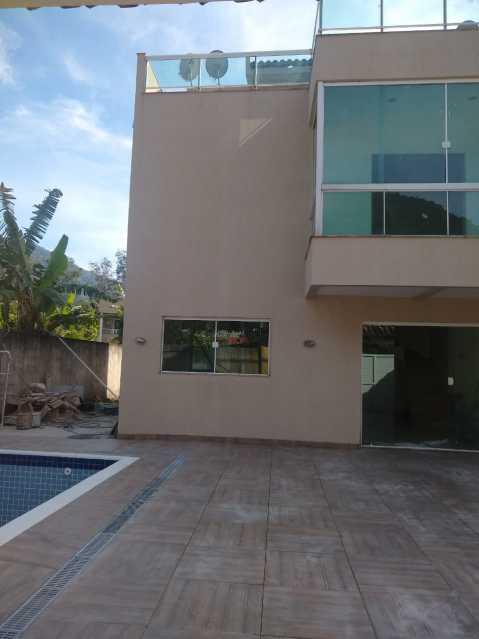 7 - Casa em Condomínio 3 quartos à venda Recreio dos Bandeirantes, Rio de Janeiro - R$ 560.000 - SVCN30123 - 1
