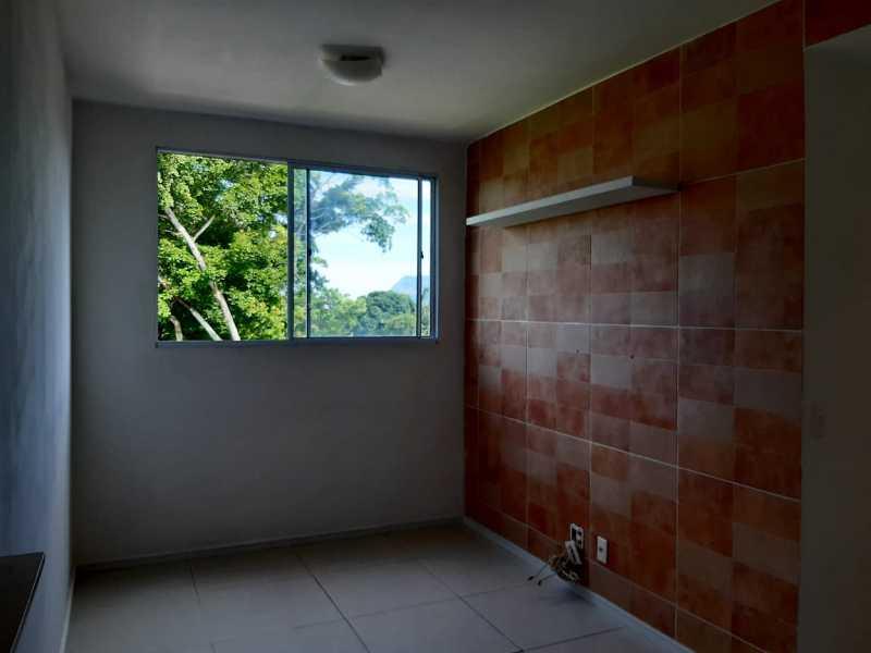 0dbdb3dd-607f-481e-9638-57e3a1 - Apartamento 2 quartos à venda Vargem Pequena, Rio de Janeiro - R$ 180.000 - SVAP20427 - 1