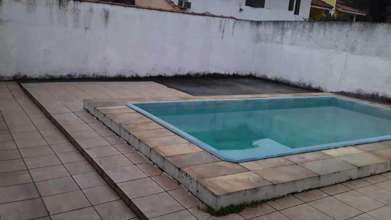 1 - Casa em Condomínio 2 quartos à venda Taquara, Rio de Janeiro - R$ 720.000 - SVCN20057 - 1