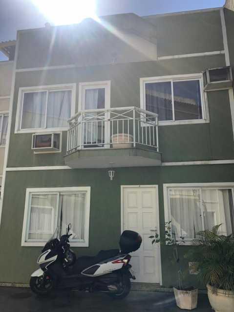 5 - Casa em Condomínio 2 quartos à venda Jacarepaguá, Rio de Janeiro - R$ 389.900 - SVCN20058 - 1
