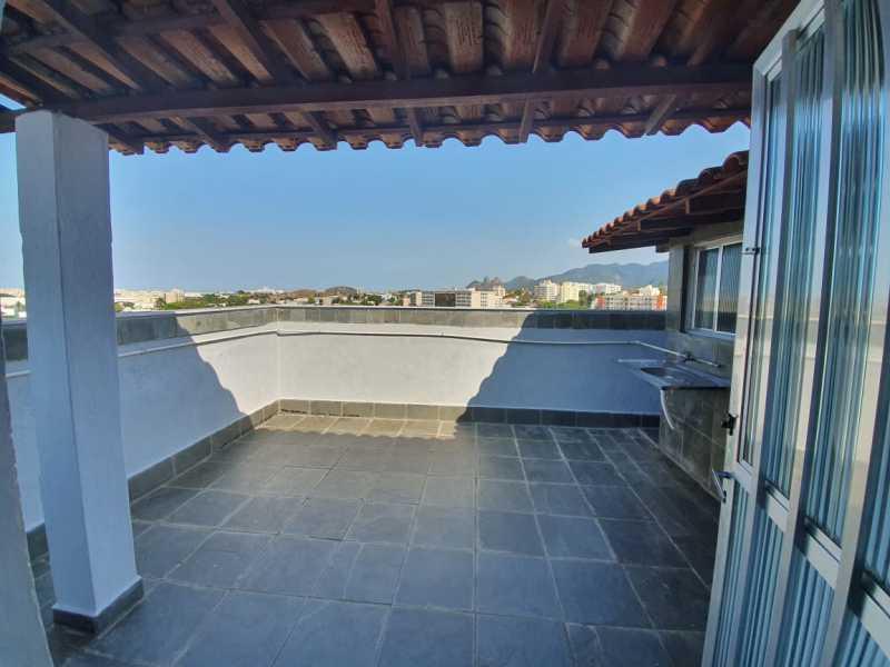 1eff9eda-1e29-4e7f-9e65-048430 - Cobertura 3 quartos à venda Taquara, Rio de Janeiro - R$ 380.000 - SVCO30033 - 1