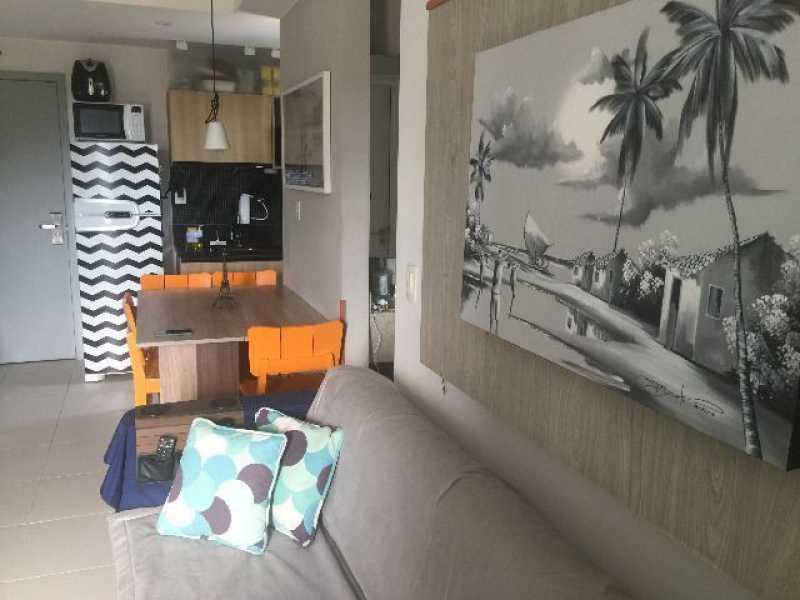 2 - Apartamento 1 quarto à venda Curicica, Rio de Janeiro - R$ 238.000 - SVAP10042 - 3