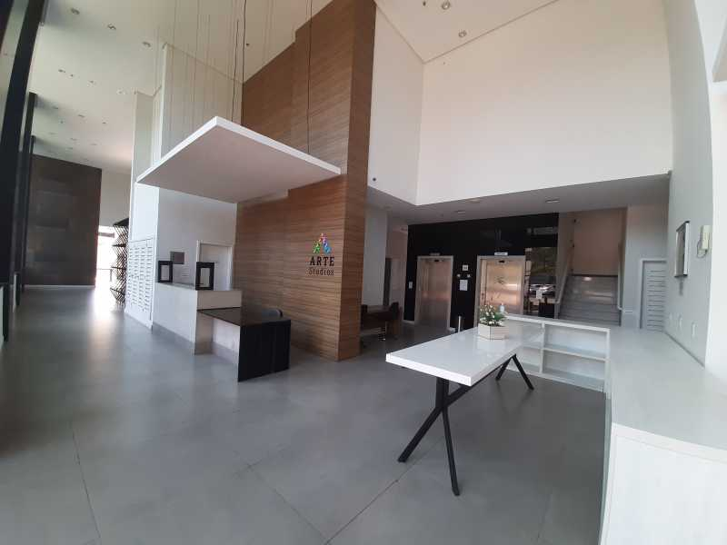 8 - Apartamento 1 quarto à venda Curicica, Rio de Janeiro - R$ 238.000 - SVAP10042 - 9
