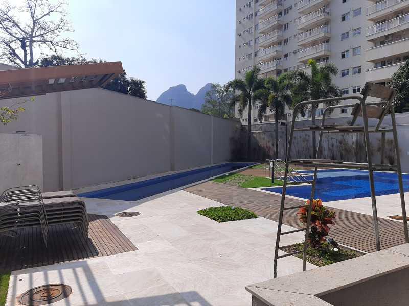14 - Apartamento 1 quarto à venda Curicica, Rio de Janeiro - R$ 238.000 - SVAP10042 - 15