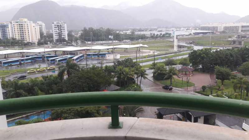 1 - Apartamento 2 quartos à venda Recreio dos Bandeirantes, Rio de Janeiro - R$ 490.000 - SVAP20442 - 1