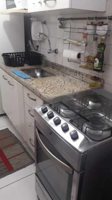 6 - Apartamento 2 quartos à venda Recreio dos Bandeirantes, Rio de Janeiro - R$ 490.000 - SVAP20442 - 7