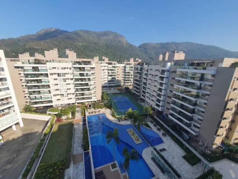 1 - Cobertura 3 quartos à venda Recreio dos Bandeirantes, Rio de Janeiro - R$ 985.000 - SVCO30034 - 1