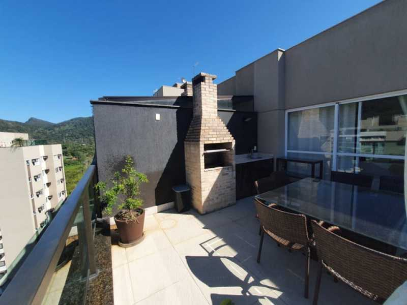 3 - Cobertura 3 quartos à venda Recreio dos Bandeirantes, Rio de Janeiro - R$ 985.000 - SVCO30034 - 4