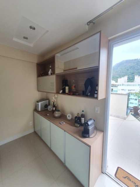 8 - Cobertura 3 quartos à venda Recreio dos Bandeirantes, Rio de Janeiro - R$ 985.000 - SVCO30034 - 9