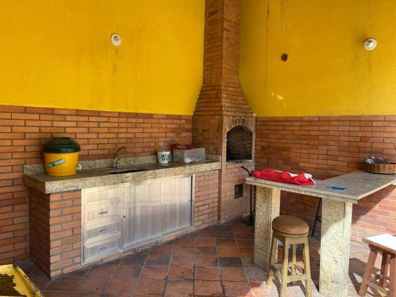 8 - Casa em Condomínio 3 quartos à venda Recreio dos Bandeirantes, Rio de Janeiro - R$ 1.399.900 - SVCN30129 - 9