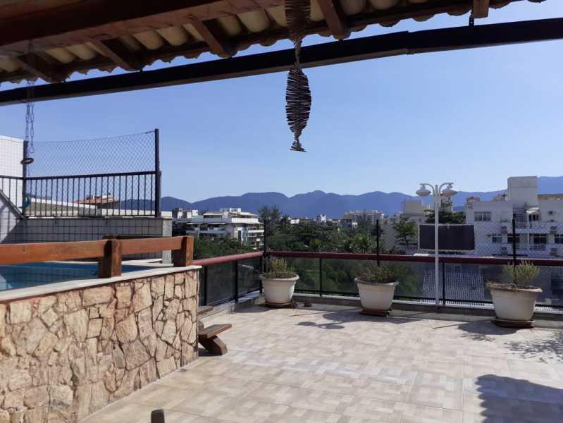 2 - Cobertura 2 quartos à venda Recreio dos Bandeirantes, Rio de Janeiro - R$ 995.000 - SVCO20014 - 3