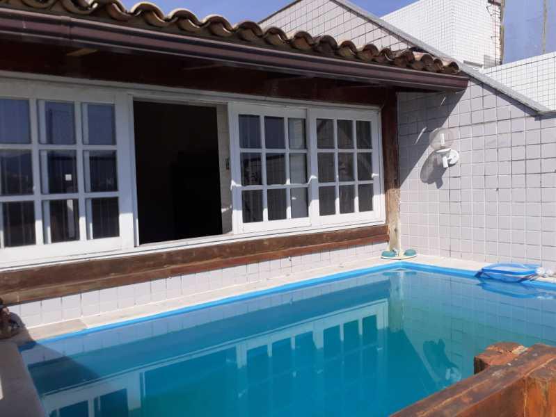 4 - Cobertura 2 quartos à venda Recreio dos Bandeirantes, Rio de Janeiro - R$ 995.000 - SVCO20014 - 5