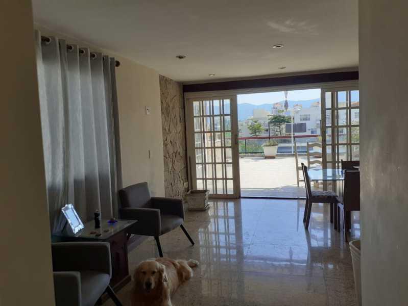 5 - Cobertura 2 quartos à venda Recreio dos Bandeirantes, Rio de Janeiro - R$ 995.000 - SVCO20014 - 6