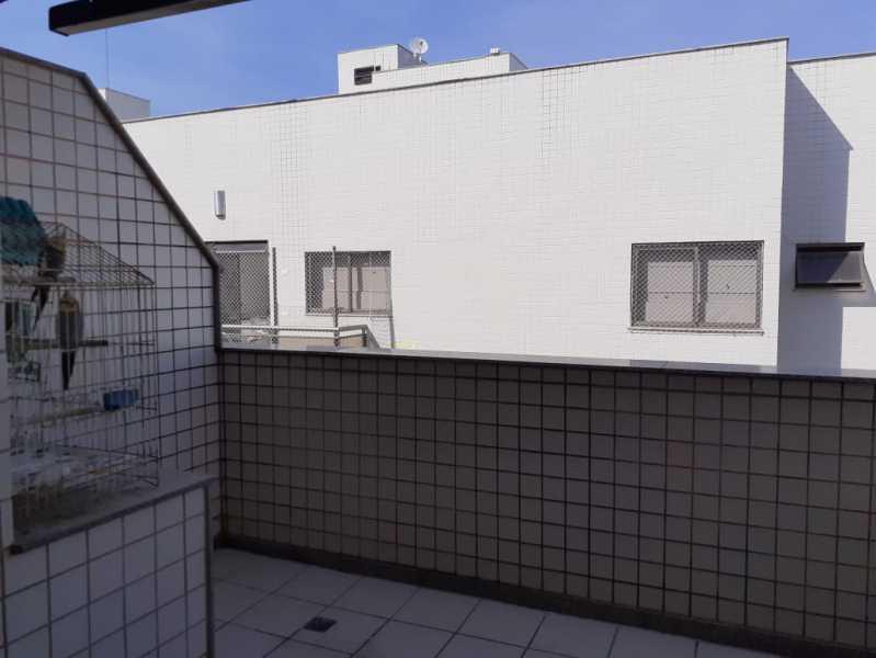 8 - Cobertura 2 quartos à venda Recreio dos Bandeirantes, Rio de Janeiro - R$ 995.000 - SVCO20014 - 9