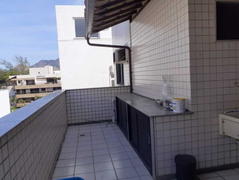 12 - Cobertura 2 quartos à venda Recreio dos Bandeirantes, Rio de Janeiro - R$ 995.000 - SVCO20014 - 13