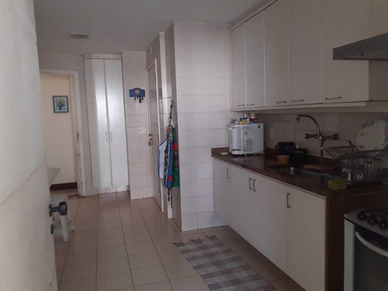13 - Cobertura 2 quartos à venda Recreio dos Bandeirantes, Rio de Janeiro - R$ 995.000 - SVCO20014 - 14