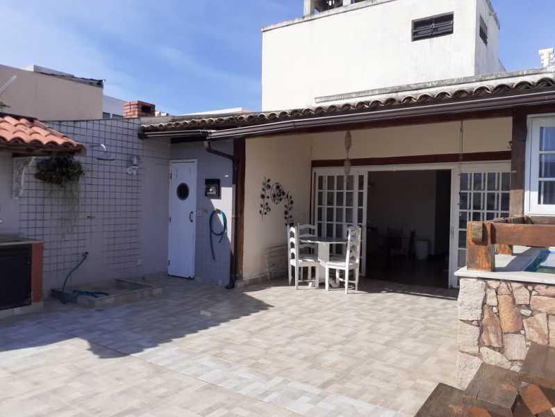 14 - Cobertura 2 quartos à venda Recreio dos Bandeirantes, Rio de Janeiro - R$ 995.000 - SVCO20014 - 15