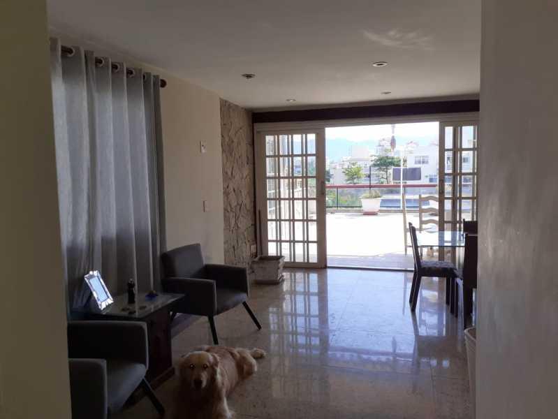 19 - Cobertura 2 quartos à venda Recreio dos Bandeirantes, Rio de Janeiro - R$ 995.000 - SVCO20014 - 20